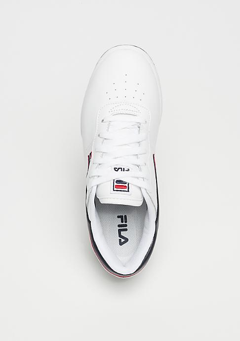 Fila Heritage Original Fitness Wmn White/FILA Navy/ FILA Red
