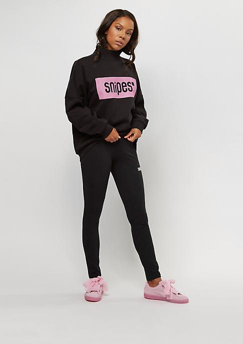 SNIPES Colored Logo Highneck black