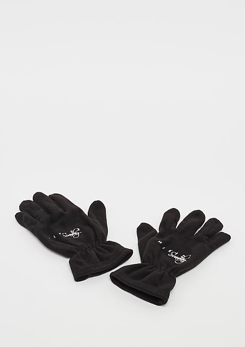 Hikids Puffed Camo Jacket black camo