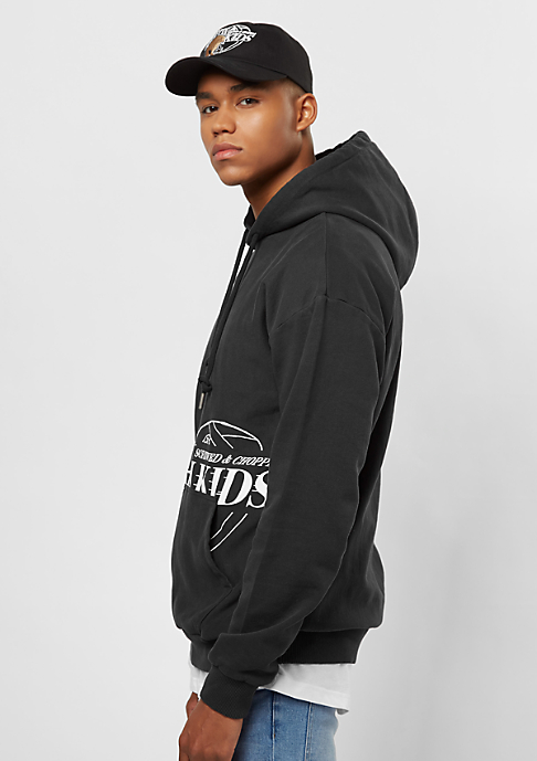 Hikids Team Hoodie black