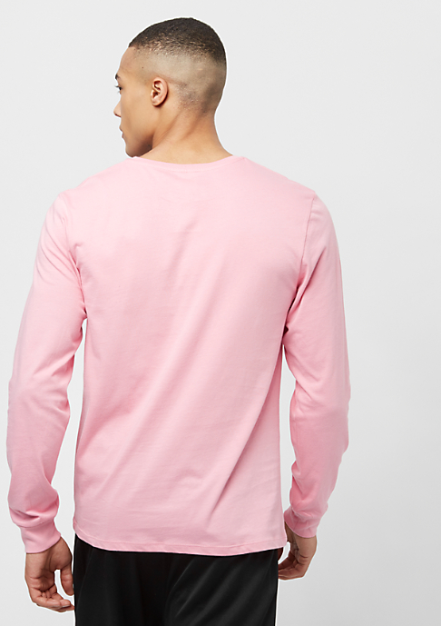 Hype Flock Script pink/white