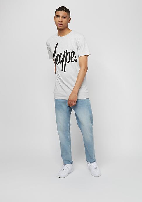 Hype Script ash/black