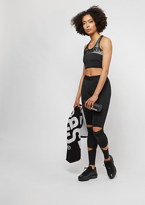 IVY PARK I Slash Detail black