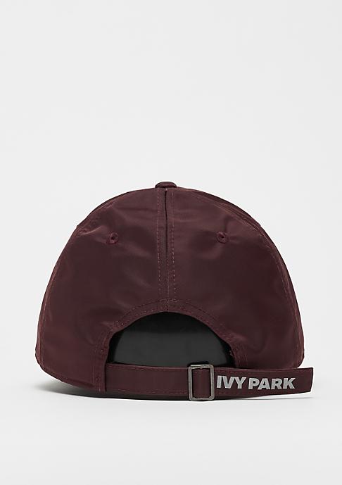 IVY PARK Hi Shine Nylon plum