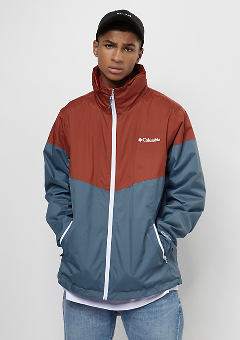 Columbia Sportswear Inner Limits blue heron/rusty