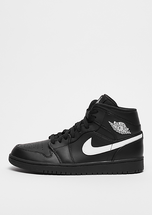 JORDAN Air Jordan 1 Mid black/white/black