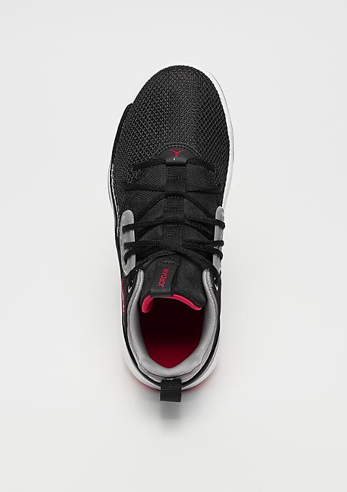 JORDAN DNA black/gym red-white