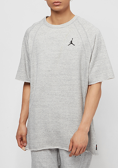 JORDAN Wings Lite Fleece dk grey heather/black