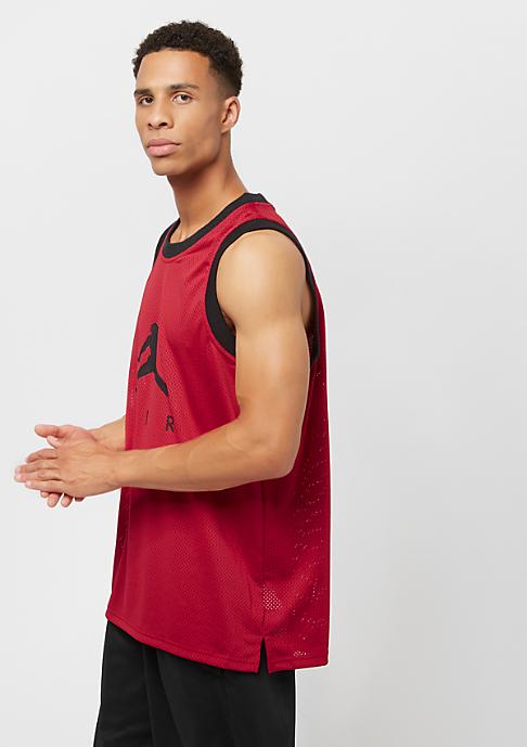 JORDAN Jumpman Mesh Rev Jersey gym red/black/black