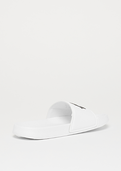 Kappa Kappa x Snipes Slide white/black