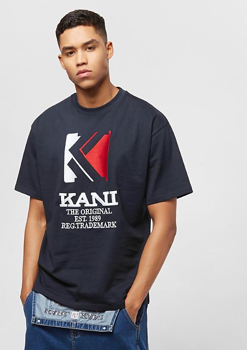 Karl Kani OG navy/red/white