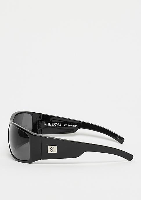 Kreedom Coronado gloss black-smoke