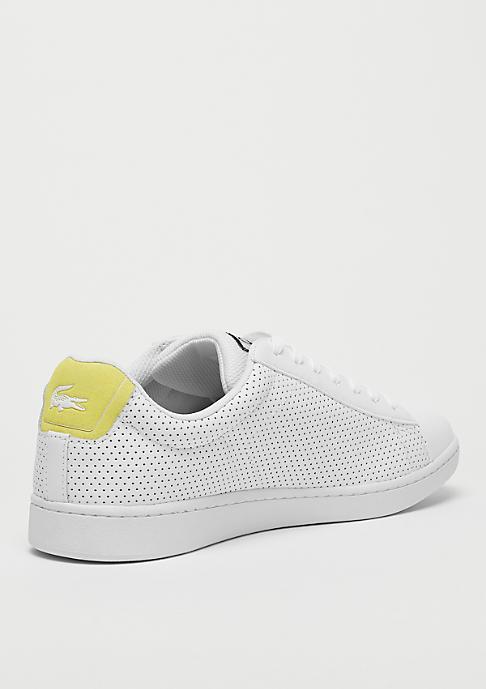 Lacoste Carnaby Evo 218 2 SPM white/fluro yellow
