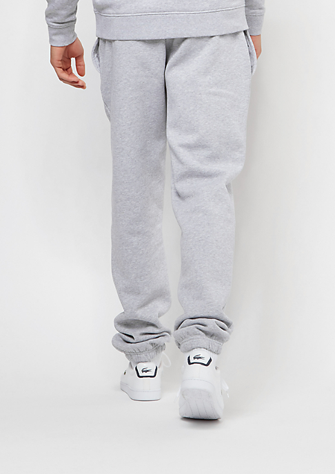 Lacoste Fleece Trousers silver chine