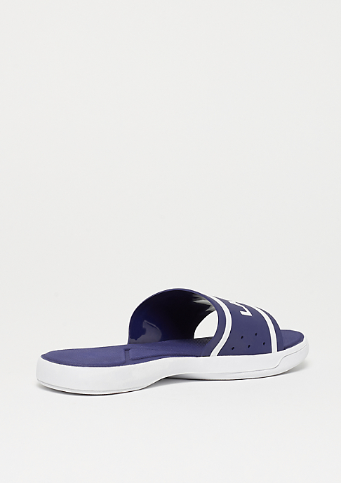 Lacoste L 30 Slide CAW dark purple/white