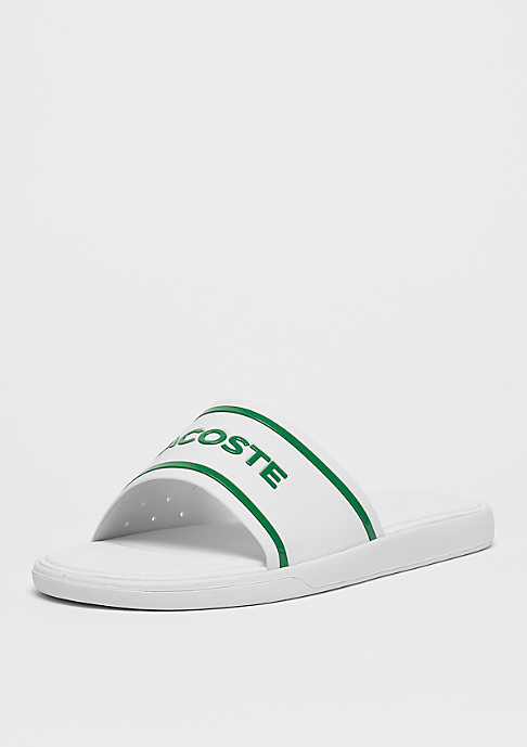 Lacoste L 30 Slide white/green