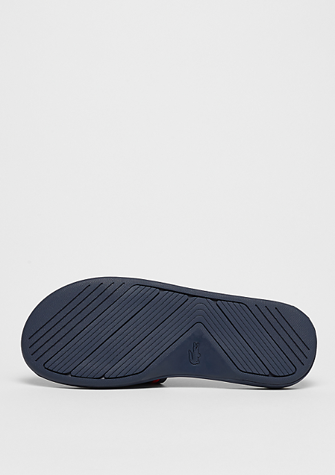 Lacoste L 30 Slide navy/red