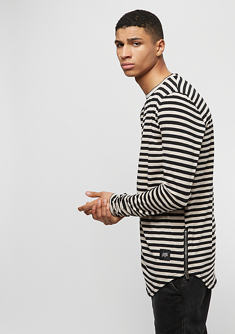 Sixth June Longsleeve With Stripes sand