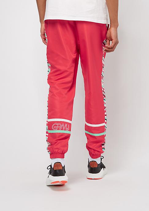 Grimey Mangusta V8 red