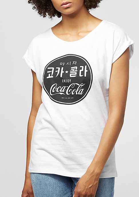 MERCHCODE CocaCola Korean white