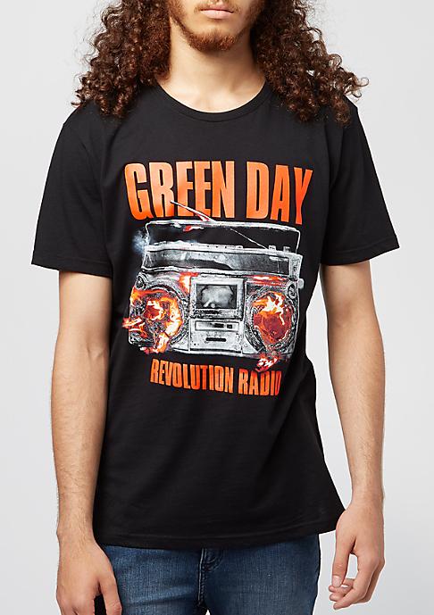 MERCHCODE Green Day Radio black