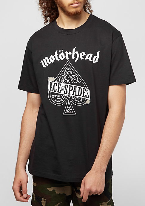 MERCHCODE Motörhead Ace Of Spades black
