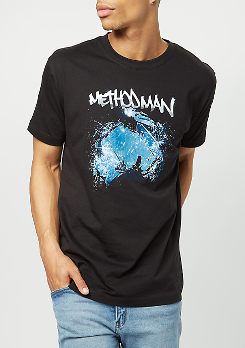 Wu-Wear Method Man black