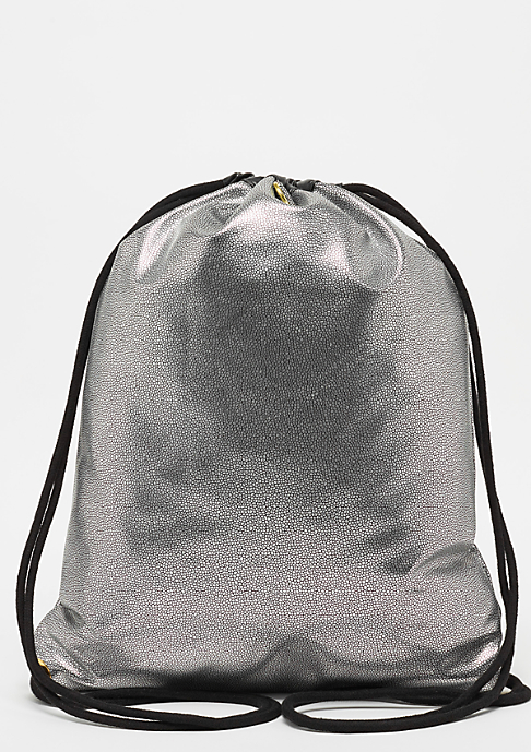 Mi-Pac Pebbled silver/black