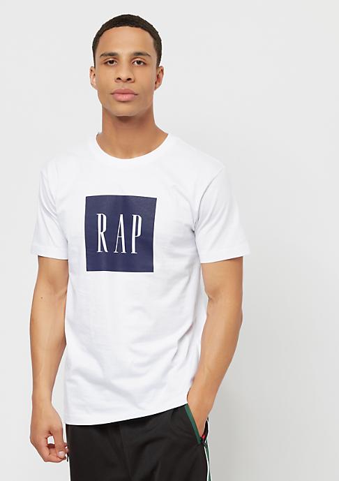 Mister Tee Rap white
