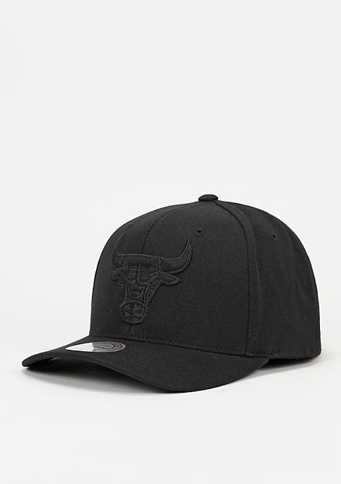 Mitchell & Ness Snapback-Cap 110 NBA Chicago Bulls black