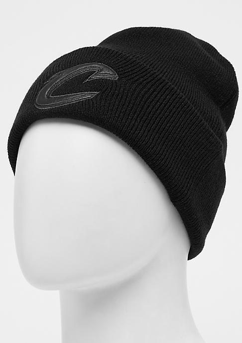 Mitchell & Ness Cuff Knit Cleveland Cavaliers black