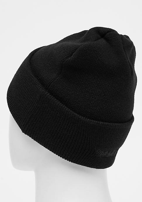 Mitchell & Ness Cuff Knit Golden State Warriors black