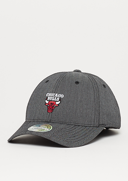 Mitchell & Ness Poly Heringbone 110 NBA Chicago Bulls charcoal