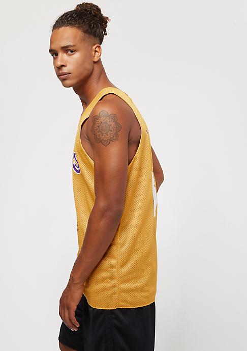 Mitchell & Ness NBA LA Lakers Shaquille O'Neal purple/yellow