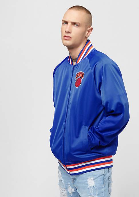 Mitchell & Ness NBA Top Prospect New York Knicks royal