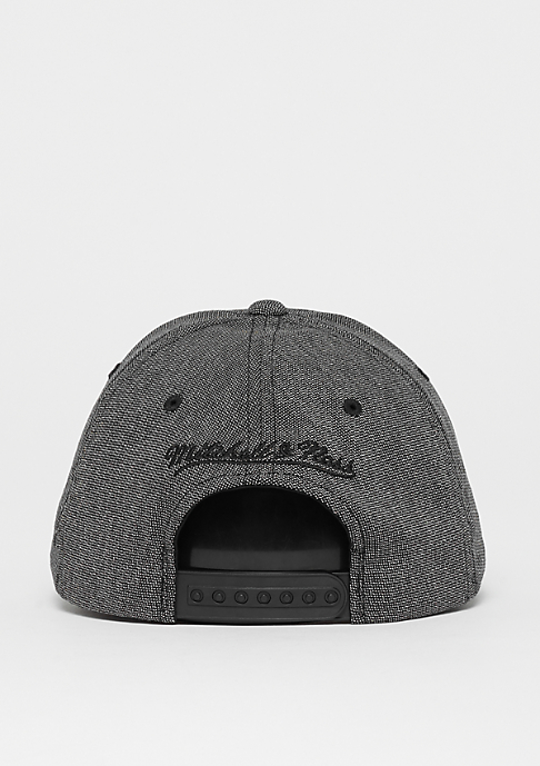 Mitchell & Ness OB Stretch Melange 110 black