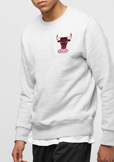 Mitchell & Ness NBA Playoff Win Chicago Bulls grey