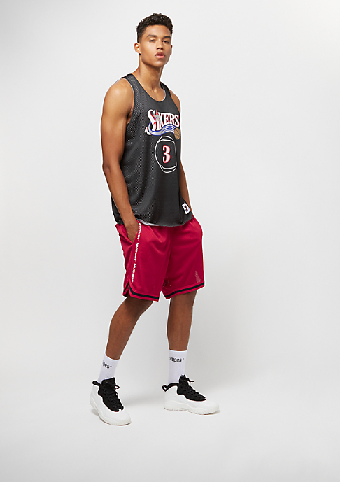 Mitchell & Ness NBA Philadelphia 76ers Allen Iverson black/white