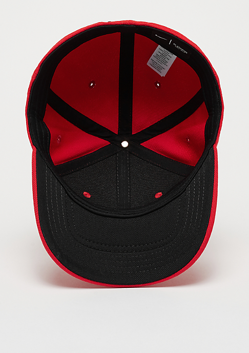 NIKE Aero Bill Classic 99 Training university red/black/black