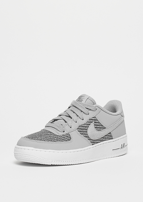NIKE Air Force 1LV8 (GS) wolf grey/wolf grey-cool grey-white