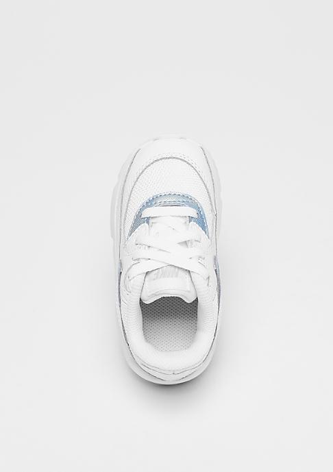 NIKE Air Max 90 (TD) white/royal tint-white