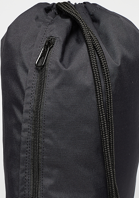 NIKE Brasilia Gym Bag black/black/white