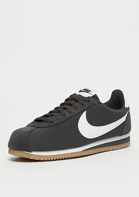 NIKE Classic Cortez Nylon anthracite/white/gum light brown