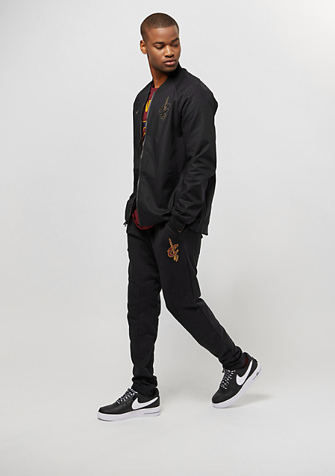 NIKE NBA Cleveland Cavaliers black/black/university gold