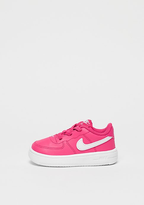 NIKE Force 1'18 (TD) rush pink/white