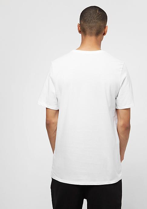 NIKE Icon Futura white/elemental rose