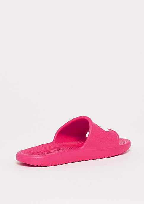 NIKE Kawa Shower (GS) rush pink/white