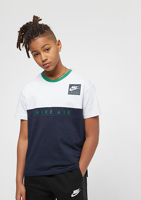 NIKE Kids Air Top birch heather/obsidian/green noise