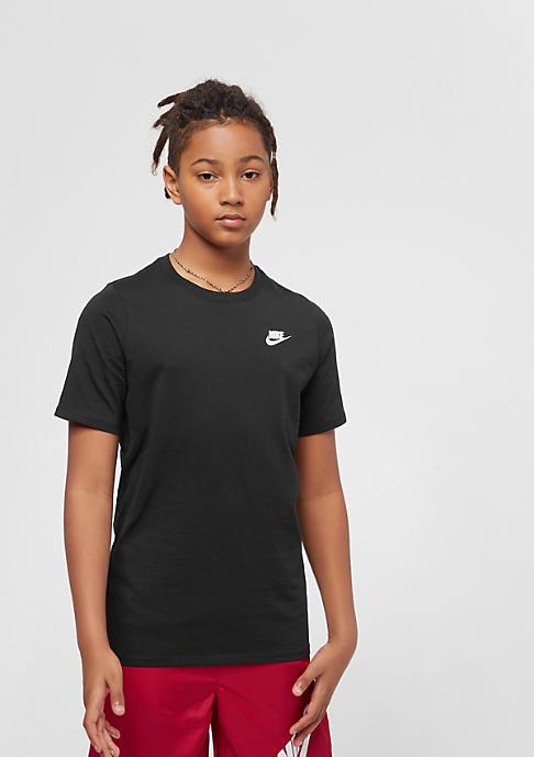 NIKE Kids EMB Futura black