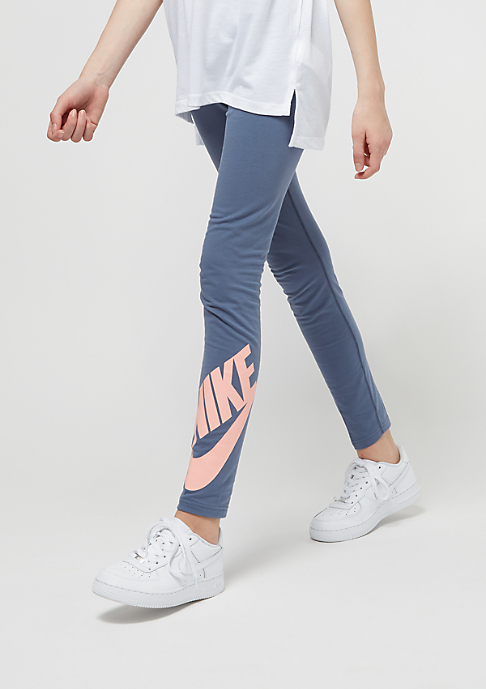 NIKE Junior Leg-A-See diffused blue/bleached coral